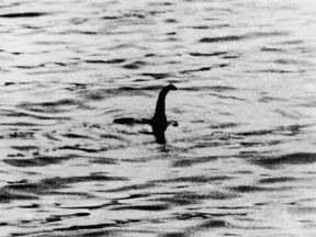 Loch Ness Monster mystery