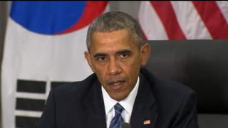Barack Obama warns of nuclear threat from North Korea