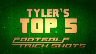 Tyler's Top 5 Footgolf trick shots