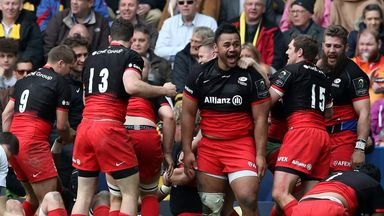 Rugby Club: Europe set for finals