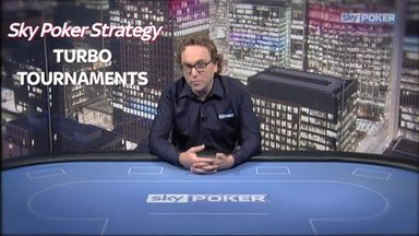 Sky Poker Strategy How To Play A Turbo Tournament Video Watch Tv Show Sky Sports