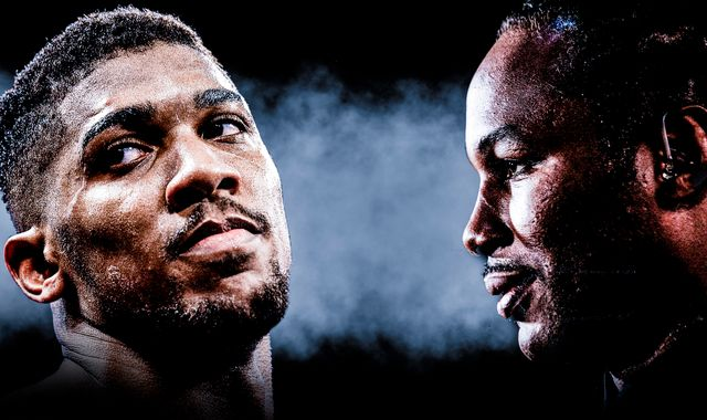 Ruiz Jr vs Joshua II: Anthony Joshua aims a new dig at Lennox Lewis in ongoing 'clown' row