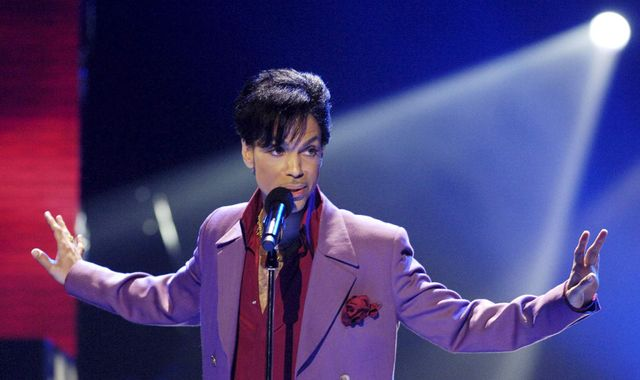 Prince's estate attacks Trump for playing Purple Rain at campaign rally