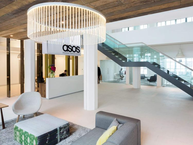 Crozier fashions new role as Asos chairman
