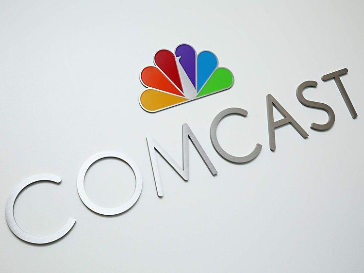 A View Of The Comcast Center