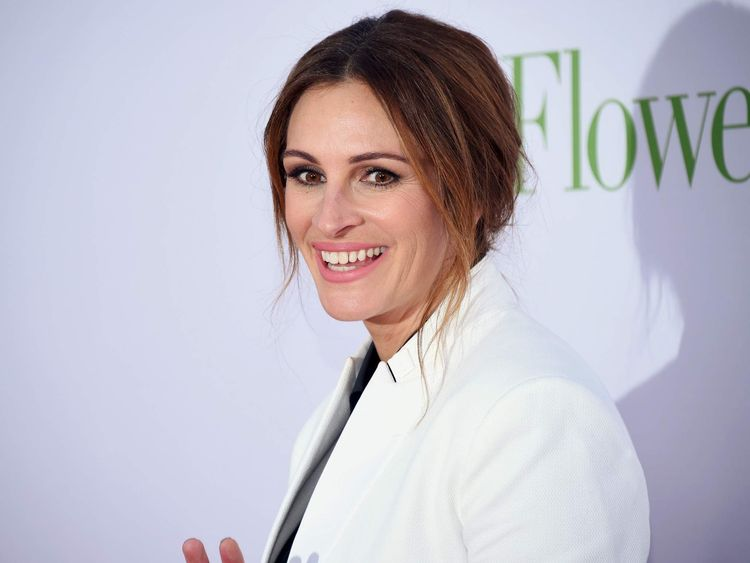 Julia Roberts Mother's Day premiere Los Angeles