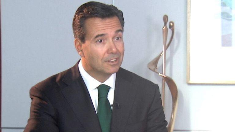 Antonio Horta-Osorio Lloyds