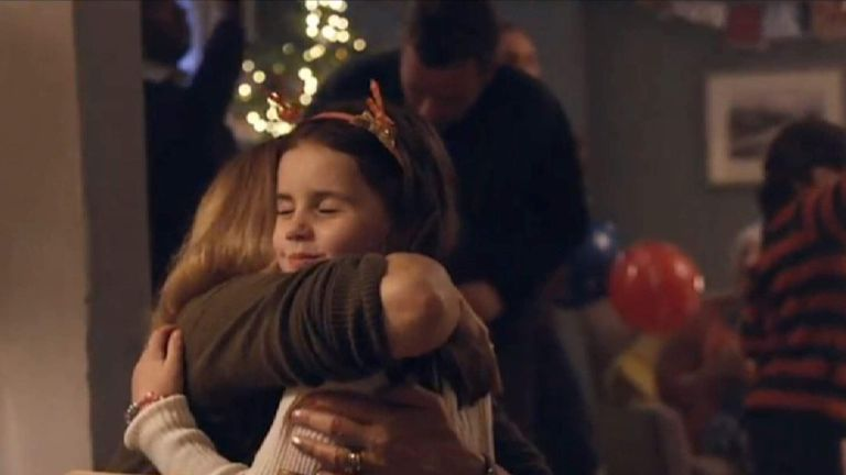 John Lewis Christmas Ad.John Lewis Christmas Ad Is Released