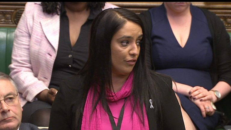 Labour MP Naz Shah Reads Apology In Parliament