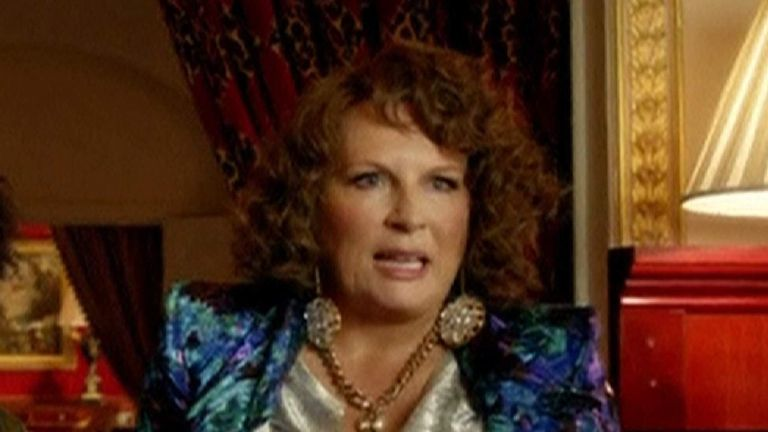 Absolutely Fabulous for film