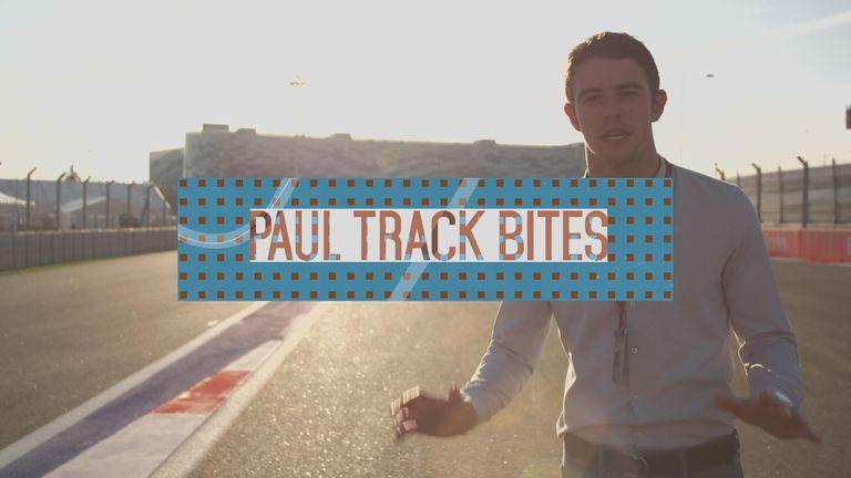 I Track Bites >> Paul Track Bites Turn 13 Video Watch Tv Show Sky Sports