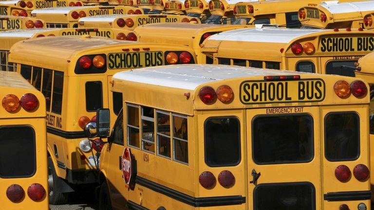 School buses US generic