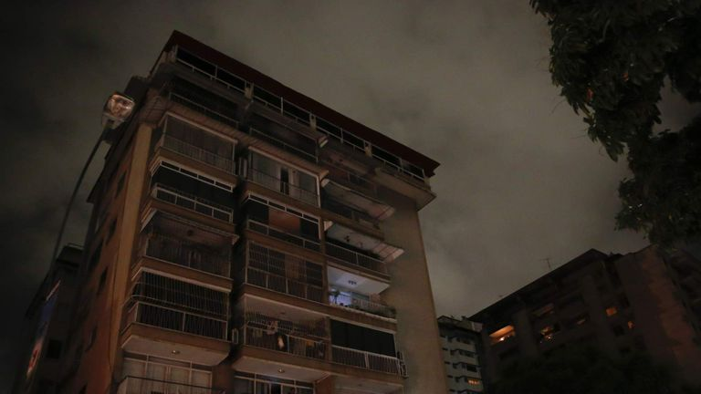 Power blackouts in Venezuela blamed on right-wing sabotage