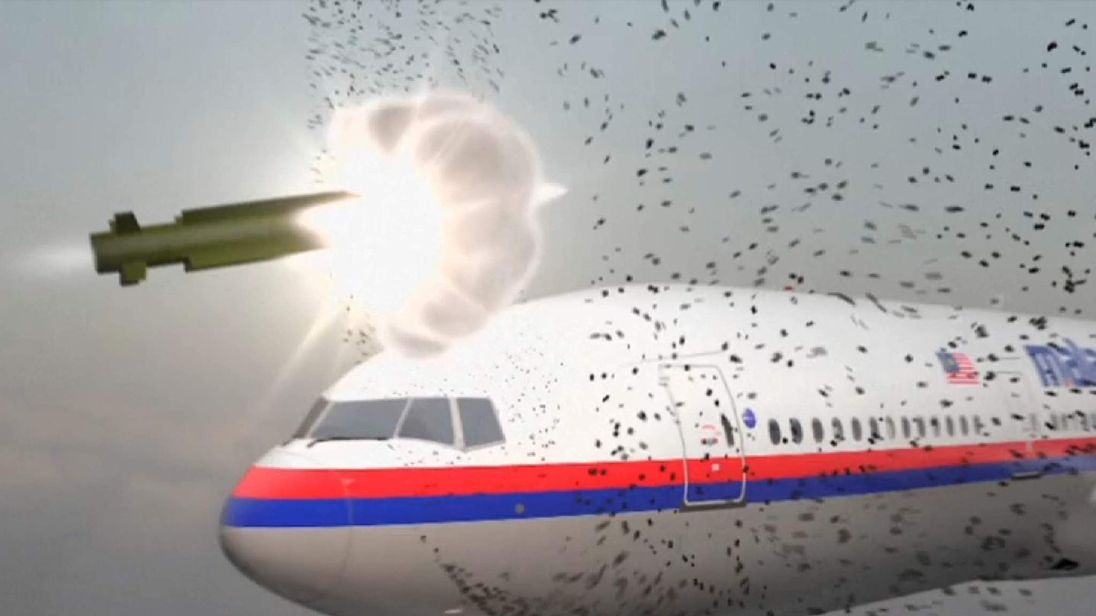 MH17 Missile strike