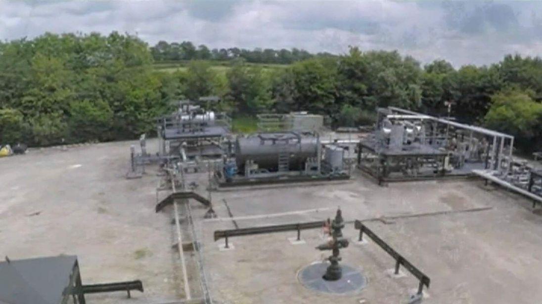 Fracking tubb
