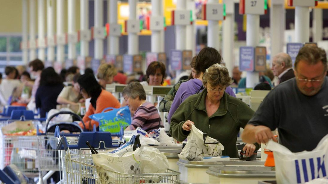 Tesco equal pay claim estimated at up to £4bn