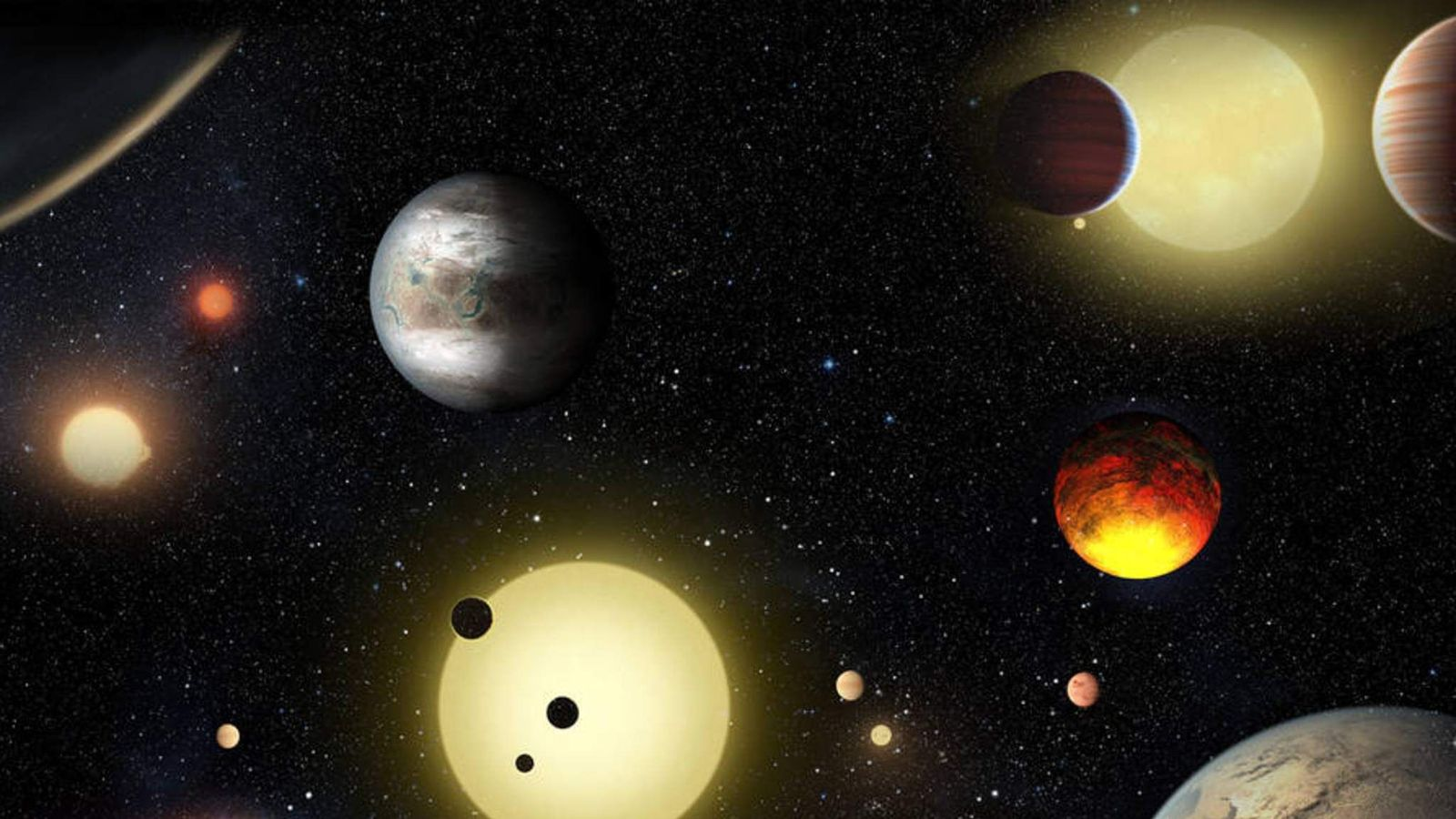 More Than 1,000 New Planets Discovered By NASA | Science ...