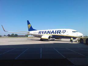 Ryanair corporate plane