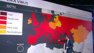 Zika Europe wall with Thomas Moore