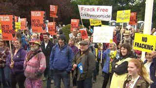 Fracking Northallerton