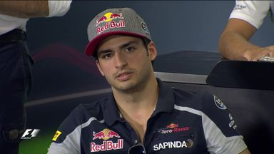 Sainz - No problems between me and Max
