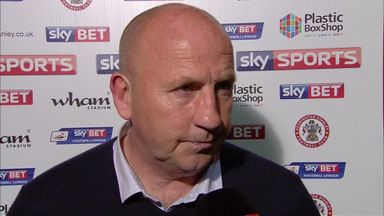 Coleman: We fell at the final hurdle