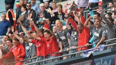 Sky Sports Vault | Leyton Orient 2-2 Rotherham (3-4 pens) 2014