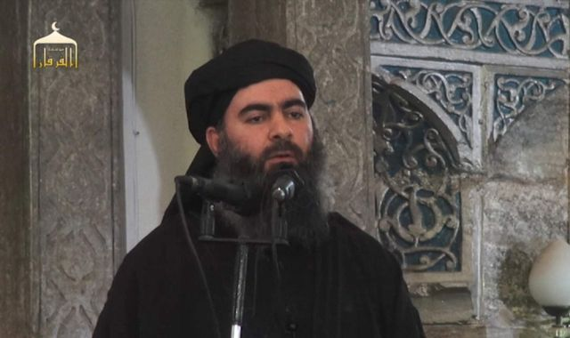 Iraqi court sentences Islamic State leader's sister to death