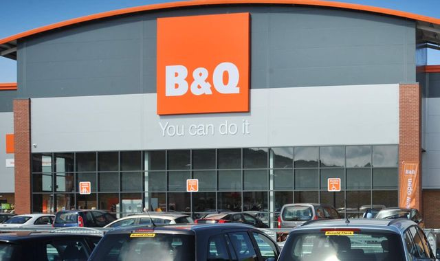B&Q owner Kingfisher seeks new boss as profits tumble