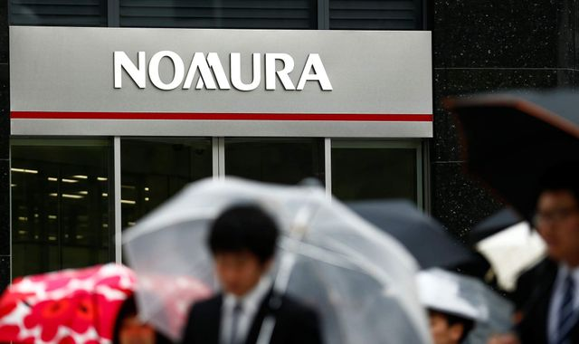 Nomura to pay $26.5m settlement to US securities watchdog