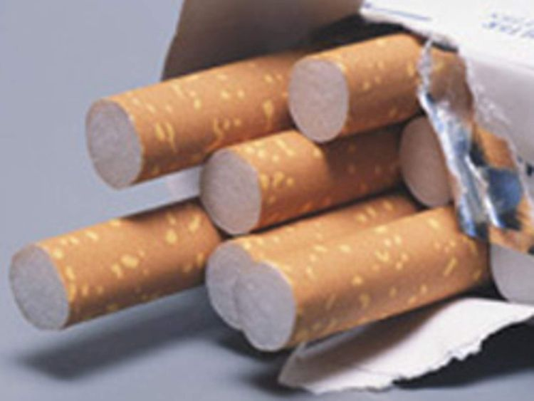 Tobacco giant launches anti-smoking drive