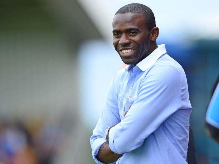 Fabrice Muamba was forced to retire after collapsing on the pitch at Tottenham in 2012
