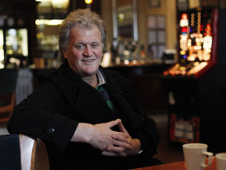 Tim Martin, chairman and founder of pubs group Wetherspoon