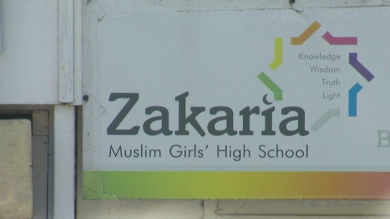 Zakaria Muslim Girls' School