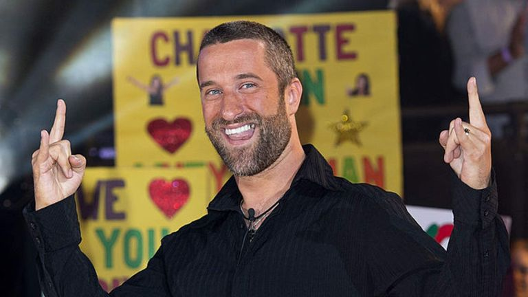 Dustin Diamond is evicted from the Celebrity Big Brother house in September 2013