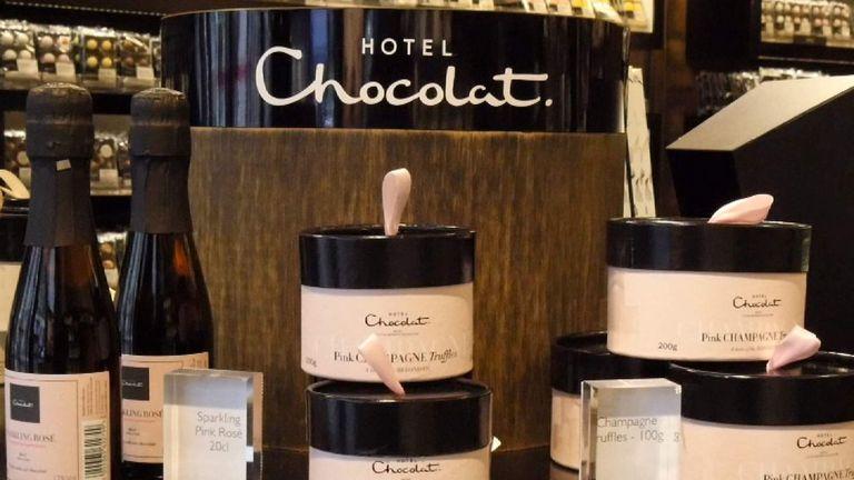 Hotel Chocolat Store