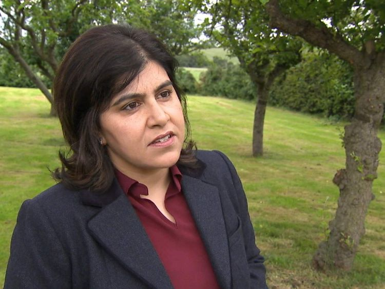 Tory deputy chair denies party has Islamophobia problem
