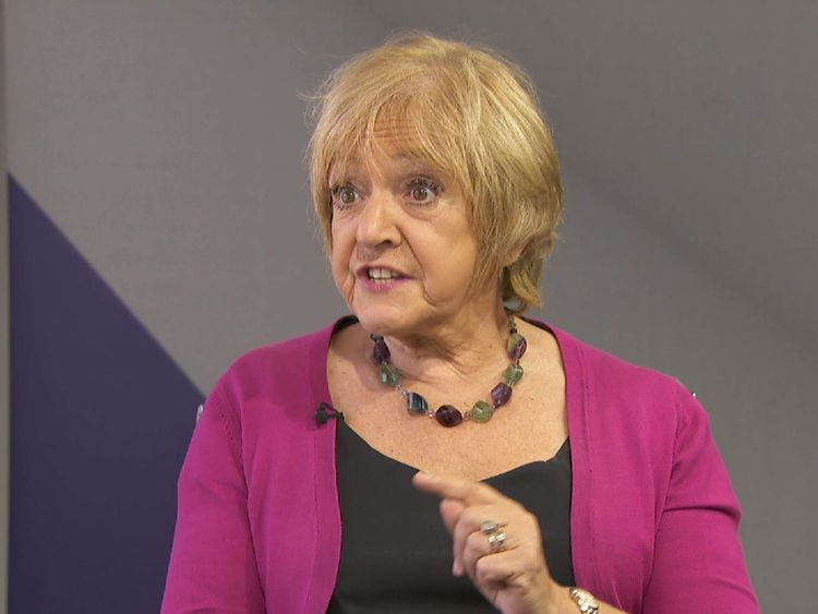 Labour MP Dame Margaret Hodge calls for Jeremy Corbyn to resign as leader