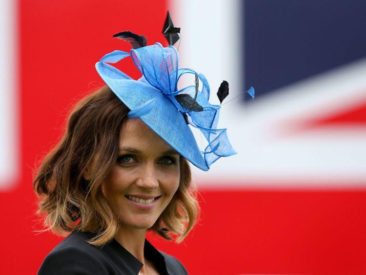 Victoria Pendleton on Ladies Day