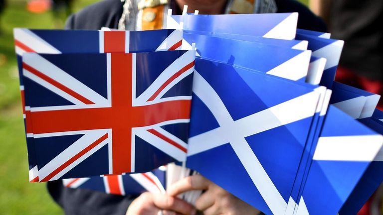 Scottish independence referendum.