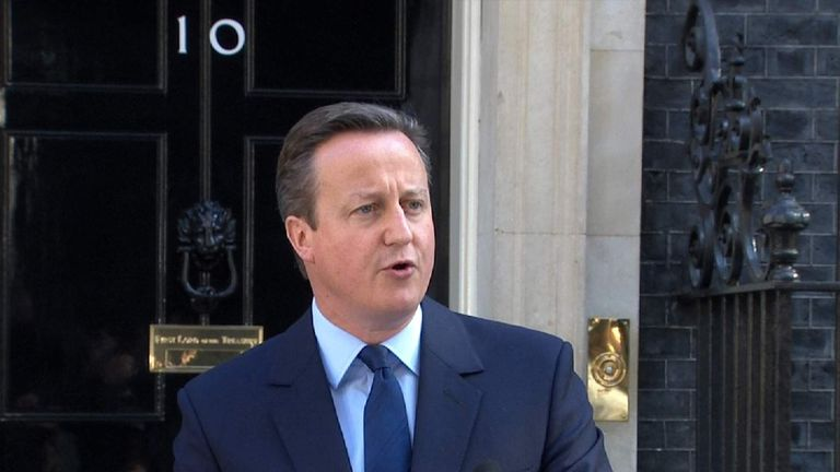 240616 EU referendum speech David Cameron