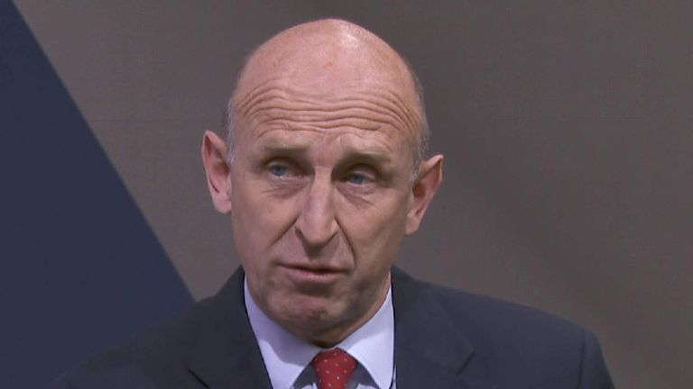John Healey MP, former shadow housing minister