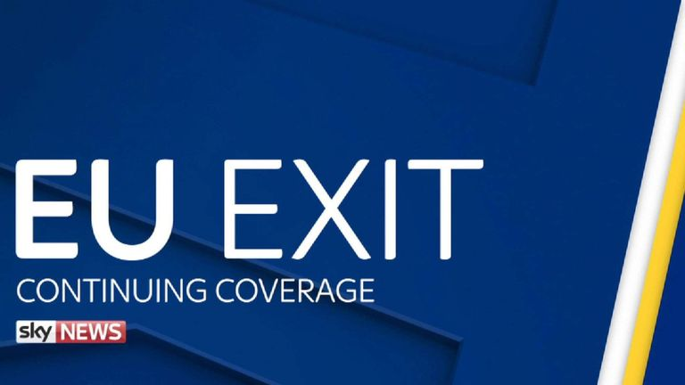 EU Exit: continuing coverage