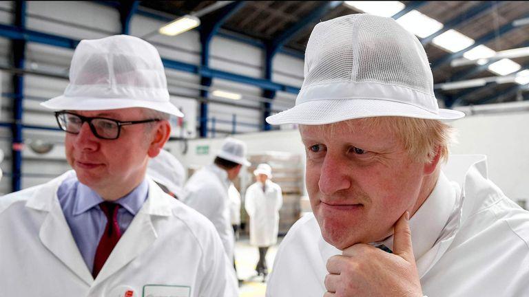 Boris Johnson, Vote Leave Campaign in Stratford-upon-Avon
