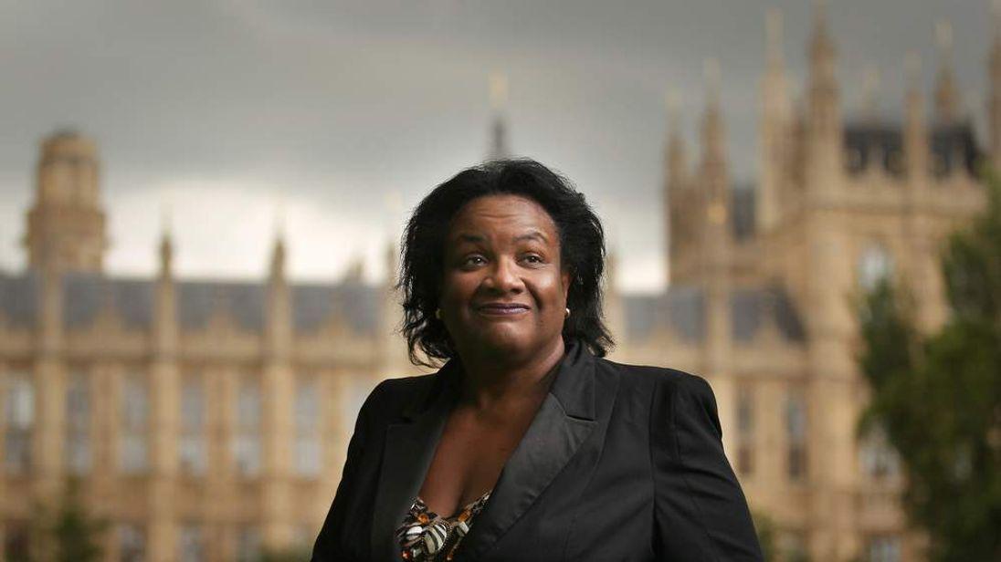 Labour MP Diane Abbott