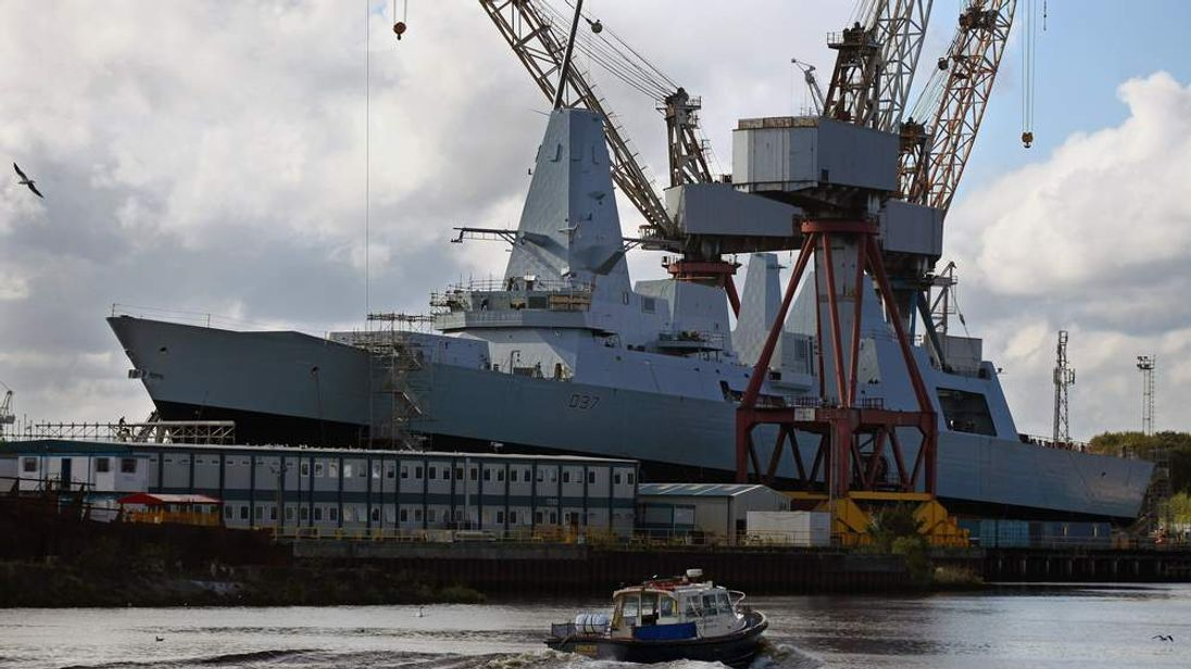 Concerns Raised That The Royal Navy Will Bear The Brunt Of Imminent Defence Cuts