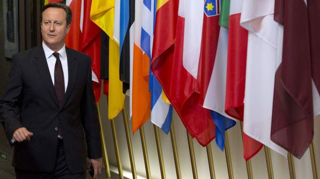 David Cameron EU reform speech
