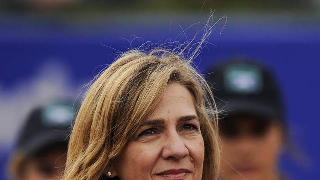 Princess Cristina of Spain