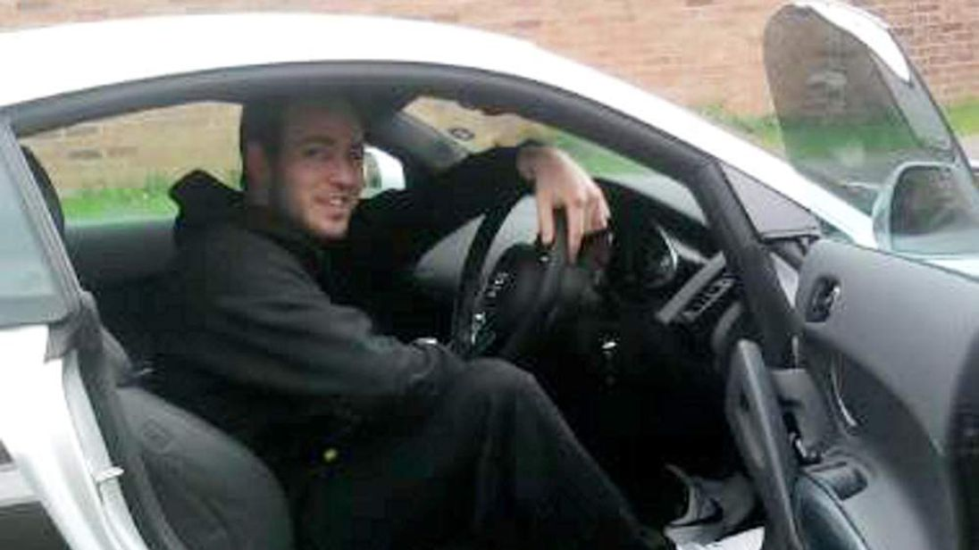 Tony McLernon, 23, of North Grove, Harlow who is faceing trial for the murder of Eystna Blunnie and their unborn baby.