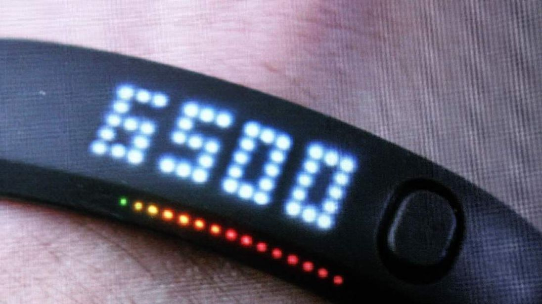 Nike introduced the Nike Fuel in 2012.